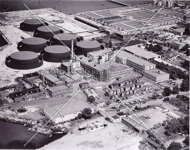 Steinway Factory c 1950