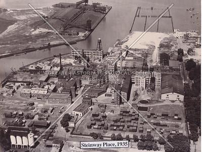 Steinway Factory  1935