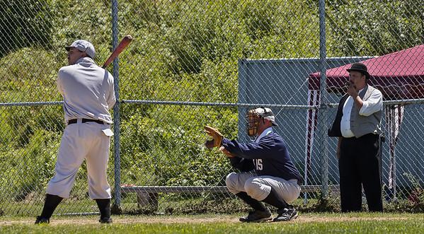 First Batter