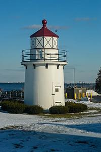 Newburyport Harbor Front Range