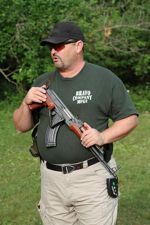 Larry Vickers AK47 Class 6-8-10