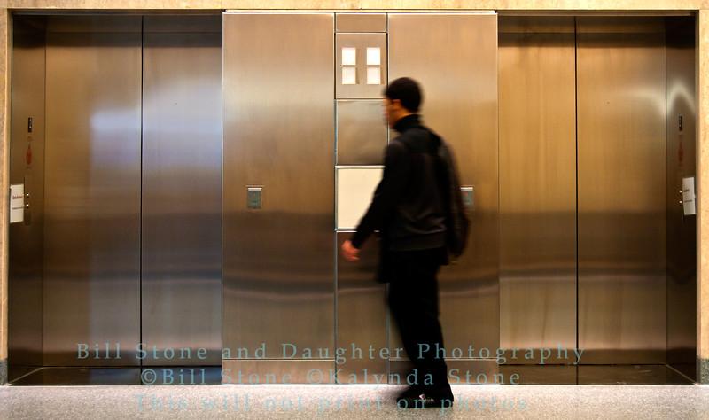 Elevator, smithsonian museum of american history