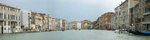 landscape picture click on picture<br /> <br /> The grand canal as we entered it