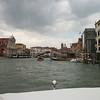 Entering  canal grande, Venice