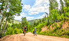 Great Divide rider(s) between Stagecoach State Park & Lynx Pass Cpgd, Colorado - C2-0121 - 72 ppi-2