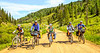 Great Divide rider(s) between Stagecoach State Park & Lynx Pass Cpgd, Colorado - C3-0255 - 72 ppi - smaller