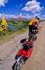 Tourer on Great Divide & Great Parks South Trails near Kremmling, Colorado - 8 - 72 ppi