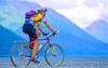 Mountain biker(s) in Chugach Mountains on Alaska's Kenai peninsula  - B ak chugach 100 - 72 dpi 2