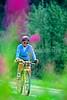 Cyclist on Alaska's Kenai Peninsula - B ak kenai 3 - 72 dpi 2