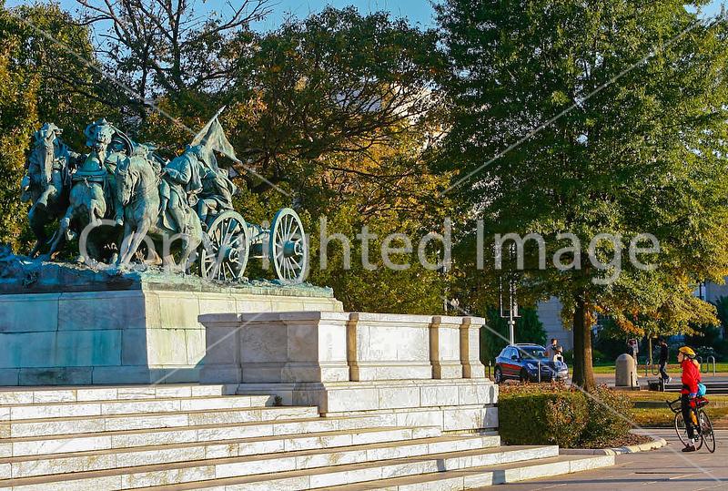 General Grant Memorial near Capitol Hill in Washington, DC - 72 dpi -1525