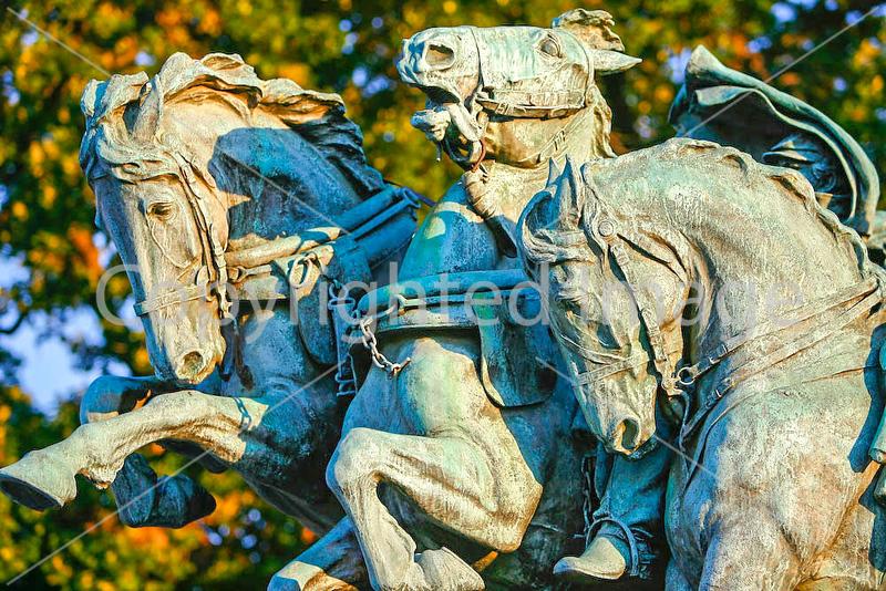 General Grant Memorial near Capitol Hill in Washington, DC - 72 dpi -1612