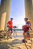 Bikers at Jefferson Memorial on Tidal Basin - 72 dpi-30