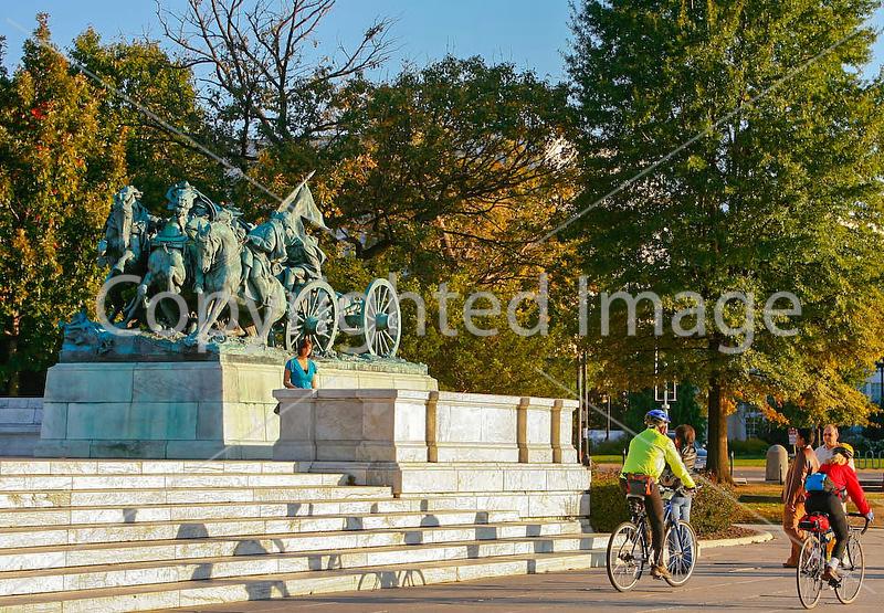 General Grant Memorial near Capitol Hill in Washington, DC - 72 dpi -1517