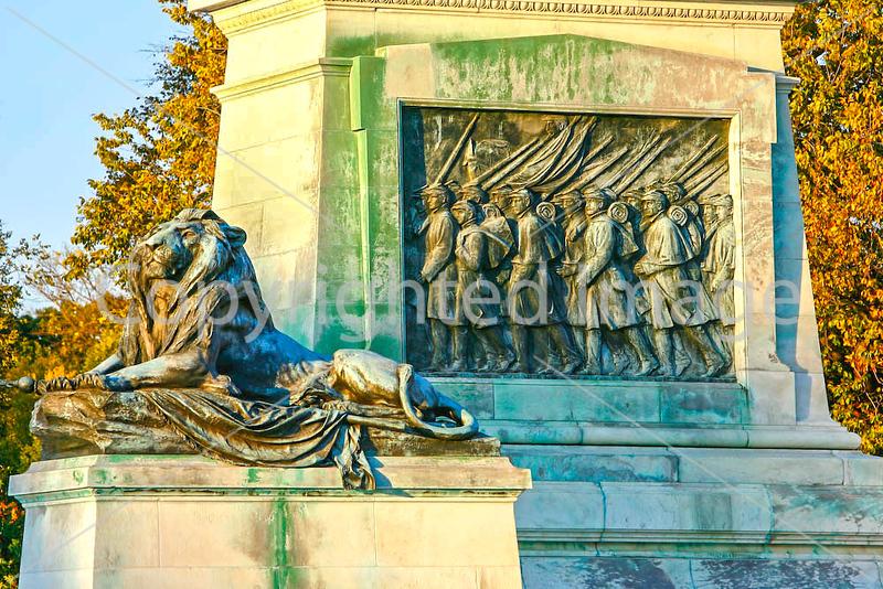 General Grant Memorial near Capitol Hill in Washington, DC - 72 dpi -1607