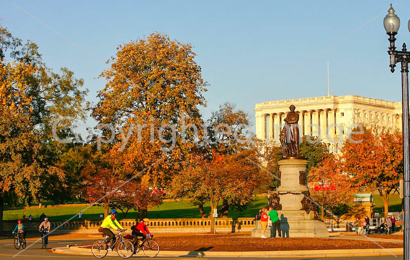 Cyclists near Capitol Hill in Washington, DC - 72 dpi -1571