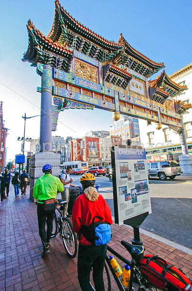 Cyclists in Chinatown, DC - 72 dpi -2028