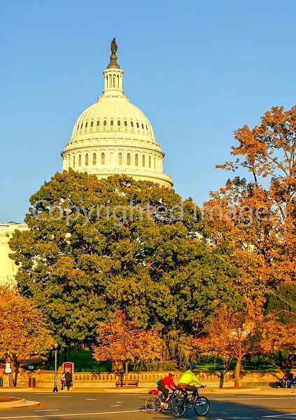 Cyclists near Capitol Hill in Washington, DC - 72 dpi -1572