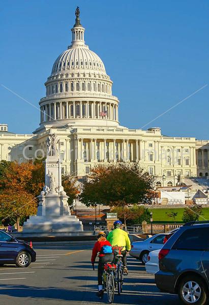 Cyclists near Capitol Hill in Washington, DC - 72 dpi -1453