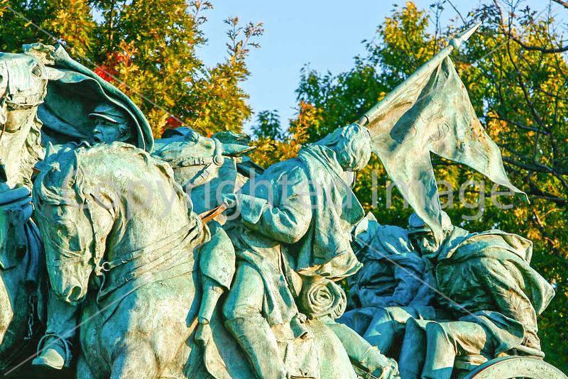 General Grant Memorial near Capitol Hill in Washington, DC - 72 dpi -1540