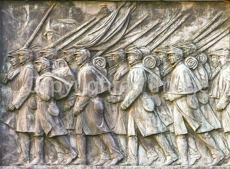 General Grant Memorial near Capitol Hill in Washington, DC - 72 dpi -1614