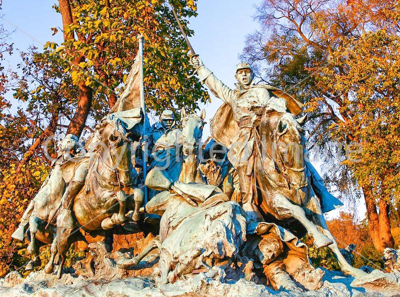 General Grant Memorial near Capitol in DC - 72 dpi -0365