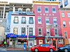 Surratt Boarding House in DC; now Wok n Roll - 72 dpi -2005