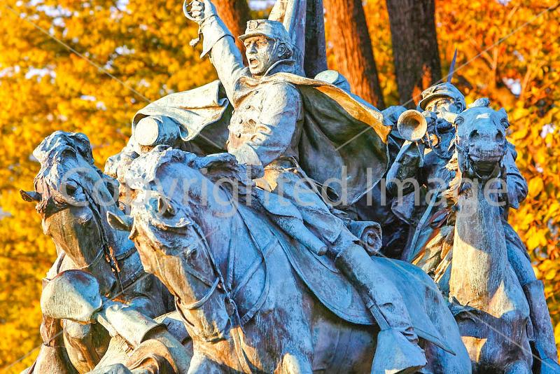 General Grant Memorial near Capitol Hill in Washington, DC - 72 dpi -1632