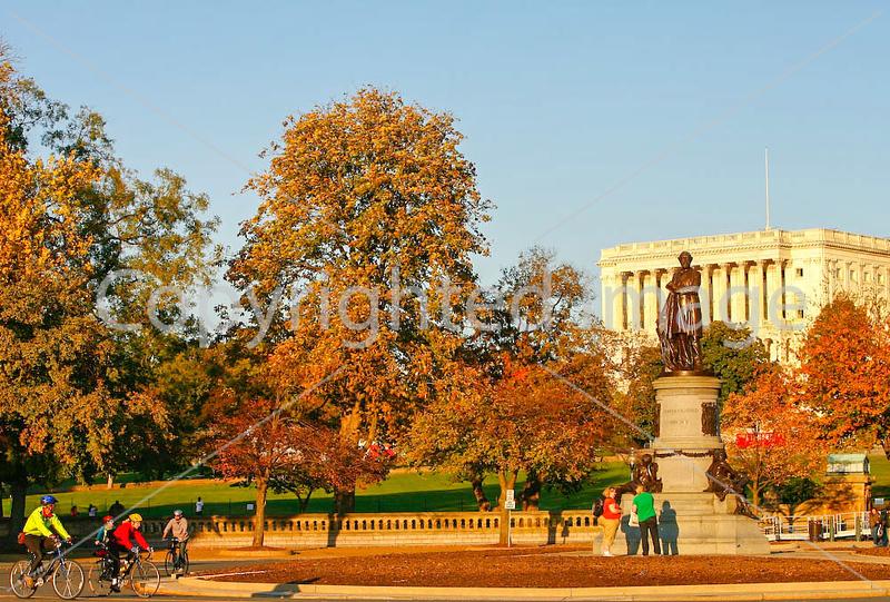 Cyclists near Capitol Hill in Washington, DC - 72 dpi -1570