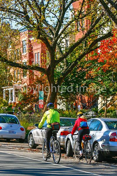 Cyclists in Washington, DC, near the Capitol - 72 dpi -1347