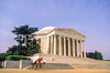 Bikers at Jefferson Memorial on Tidal Basin - 72 dpi-15