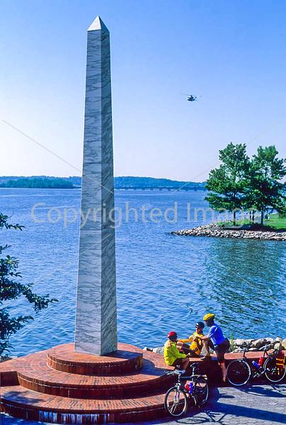 Mount Vernon Trail along Potomac River in & near Alexandria, VA - 72 dpi -2