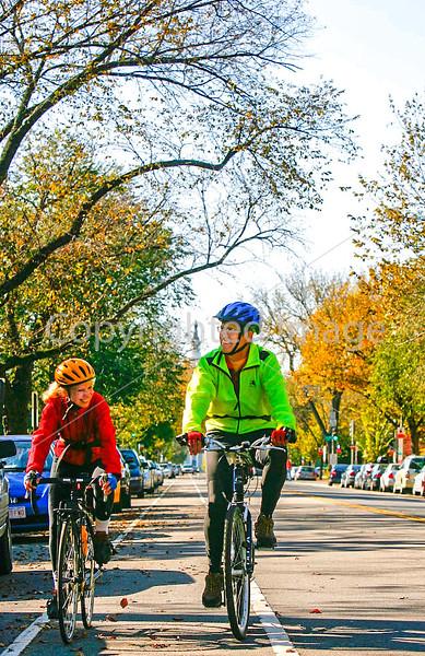 Cyclists in Washington, DC, near the Capitol - 72 dpi -1396