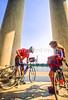 Bikers at Jefferson Memorial on Tidal Basin - 72 dpi-25