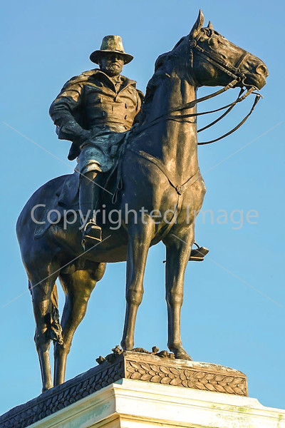 General Grant Memorial near Capitol Hill in Washington, DC - 72 dpi -1509