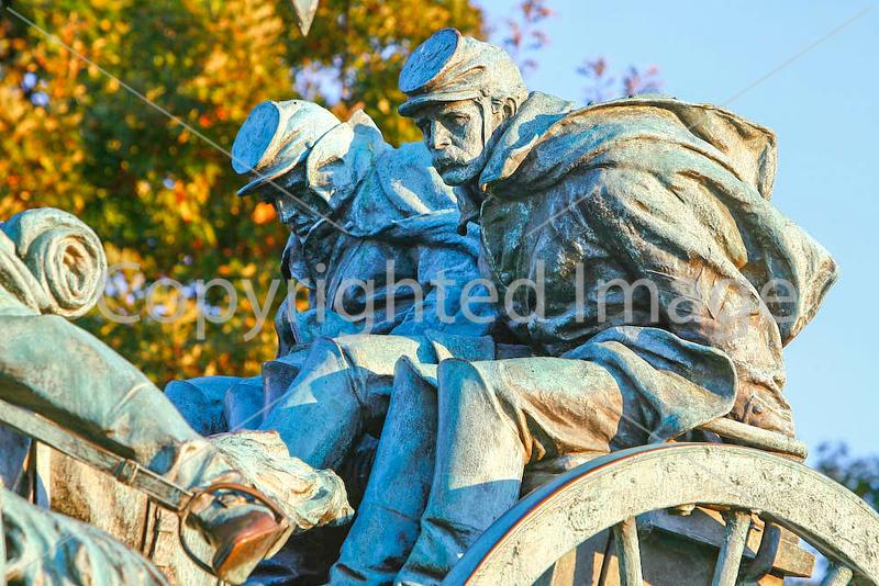General Grant Memorial near Capitol Hill in Washington, DC - 72 dpi -1610