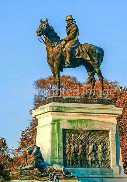 General Grant Memorial near Capitol Hill in Washington, DC - 72 dpi -1602