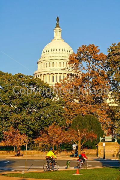 Cyclists near Capitol Hill in Washington, DC - 72 dpi -1550