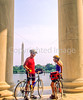 Bikers at Jefferson Memorial on Tidal Basin - 72 dpi-6
