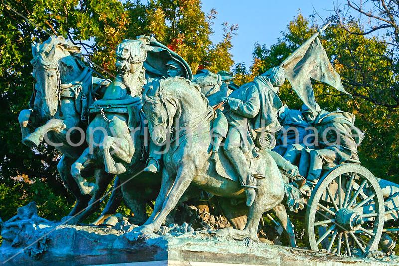 General Grant Memorial near Capitol Hill in Washington, DC - 72 dpi -1537