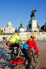 Bikers at General Grant Memorial in DC - 72 dpi -2055