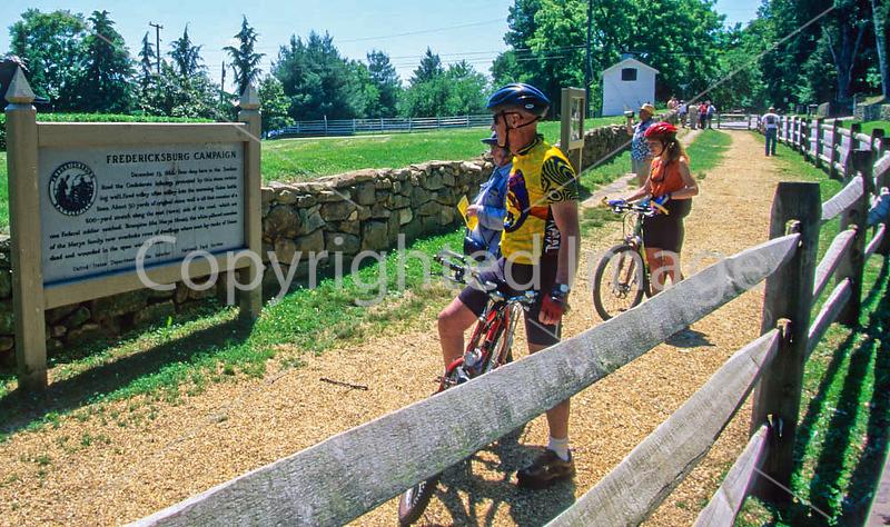 Fredericksburg Battlefield Nat  Mil  Park in Virginia - 72 dpi -3
