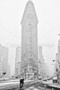 Commuter in NYC - Flatiron Building - 72 ppi