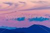 Blue Ridge Bliss, sunset - D2-C4-0020 - 72 ppi