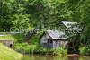 Blue Ridge Bliss, Mabry Mill - D2-C3-0293 - 72 ppi