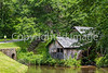 Blue Ridge Bliss, Mabry Mill - D2-C3-0293 - 72 ppi