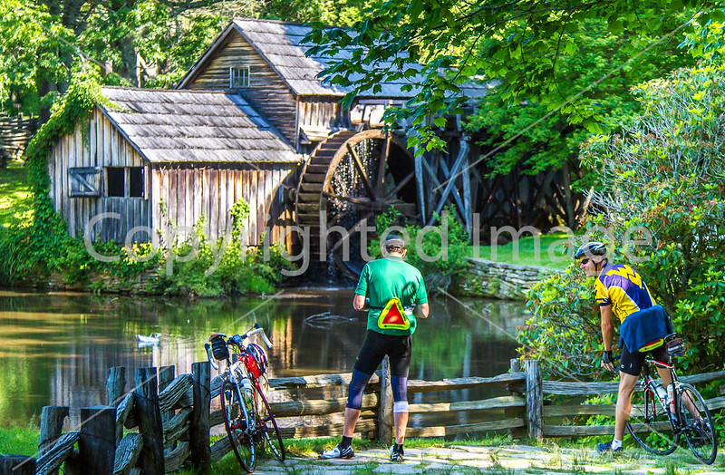 Blue Ridge Bliss, Mabry Mill - D2-C3-0117 - 72 ppi-2