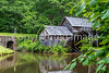 Blue Ridge Bliss, Mabry Mill - D2-C3-0285 - 72 ppi