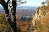 Biker on Blue Ridge Parkway - Ravens Roost- -0193 - 72 dpi