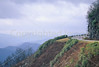 Blue Ridge Parkway - cyclists south of Asheville, NC - 1 - 72 dpi
