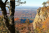 Biker on Blue Ridge Parkway - Ravens Roost- -0203 - 72 dpi